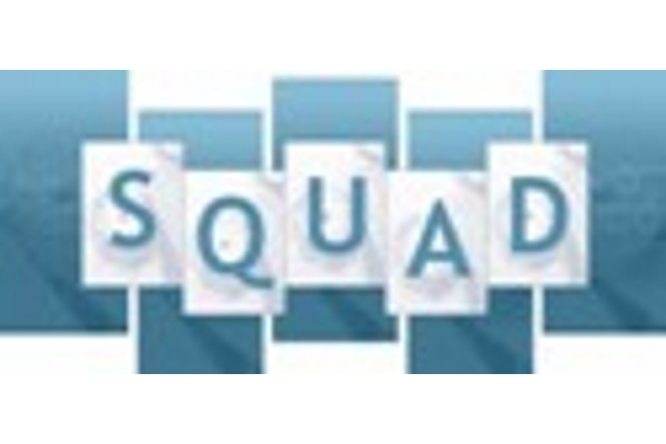 Logo for SQUAD