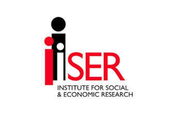 Logo for the Institute for Social and Economic Research